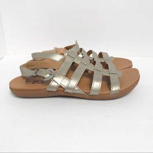 Boc • Women's Gold Sandals Size 9M